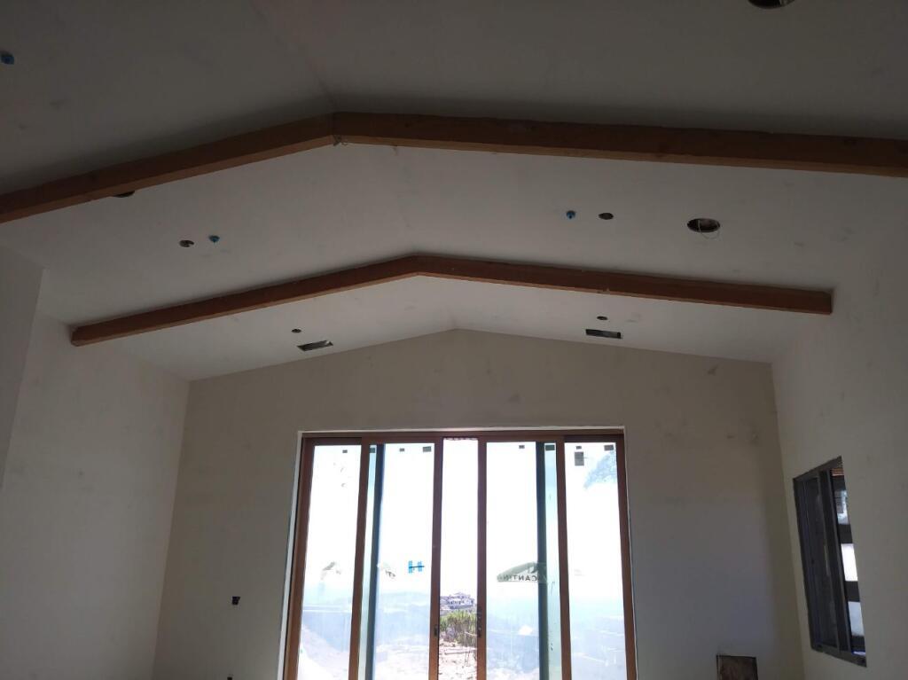 Diamond Drywall living Space